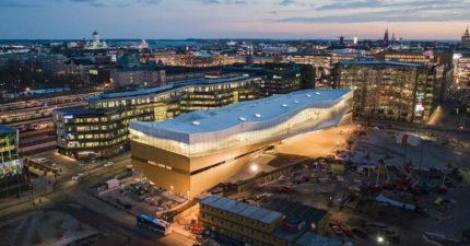 這座建築「顛覆圖書館的角色」 全球各國都想模仿!