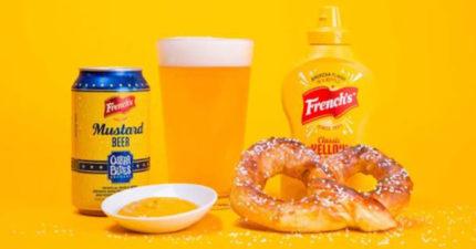 今天是芥末日!美國推「芥末黃啤酒」果香酸超開胃